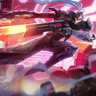 Lucian PROJECT-Skin 2