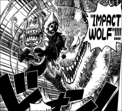Impact Wolf