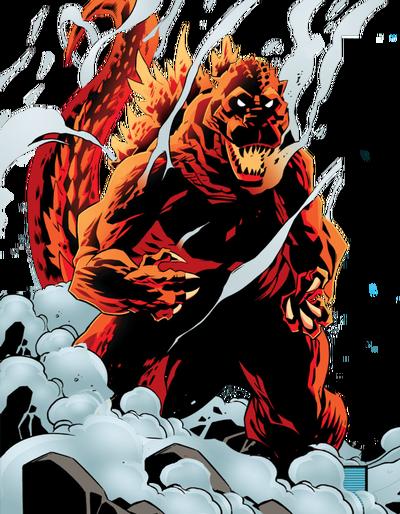 Godzilla nuclear energy