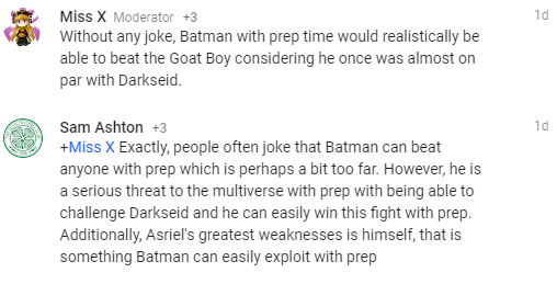 File:Batman Vs Asriel be like.png