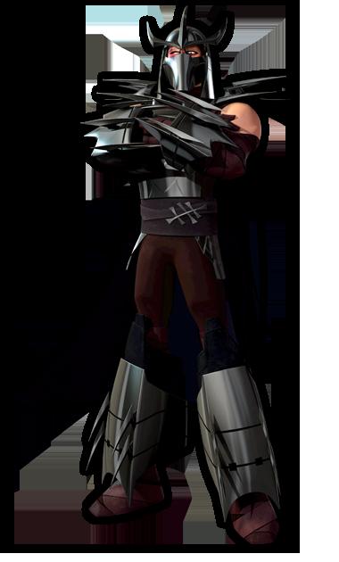 Shredder 2012