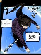 Blue Oar