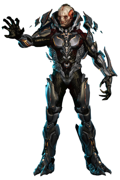 Halo 4 the didact render hq by crussong-d6cd44q