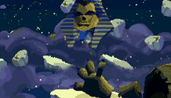Thesphinx-segmented