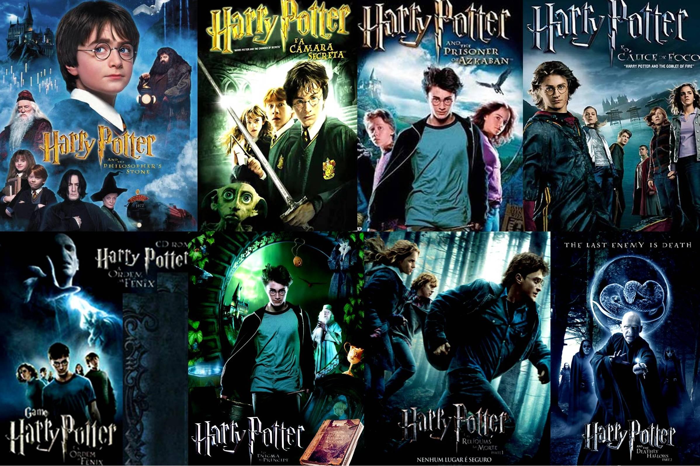 Harry potter - Summary Harry Potter Saga