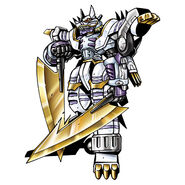 AncientGarurumon b
