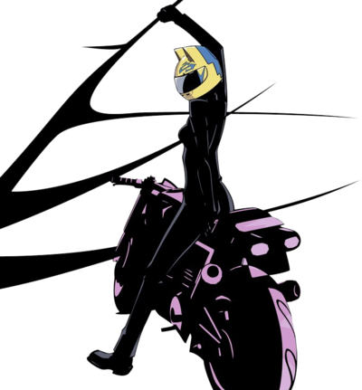Celty and shooter