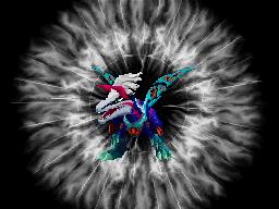 Dynal Vivosaur form