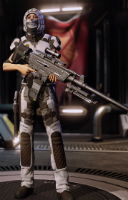 XCOM Sniper,Sharpshooter VP