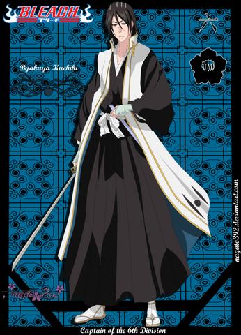 File:Post Timeskip Byakuya Kuchiki by nagato392.png