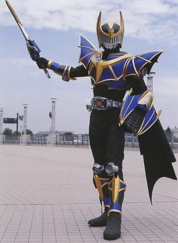 Kamen Rider Knight Survive Form
