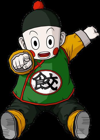 Chiaotzu render