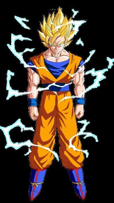 Son Goku SS2