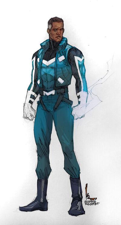 Blue Marvel (Ultimates)