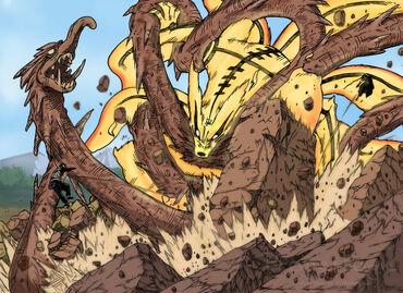 Madara's Wood Dragon