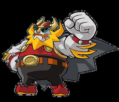 Shake King Render By Skodwarde