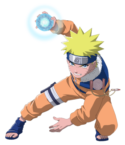 Teen naruto rasengan lineart colored by dennisstelly-d65tj9x