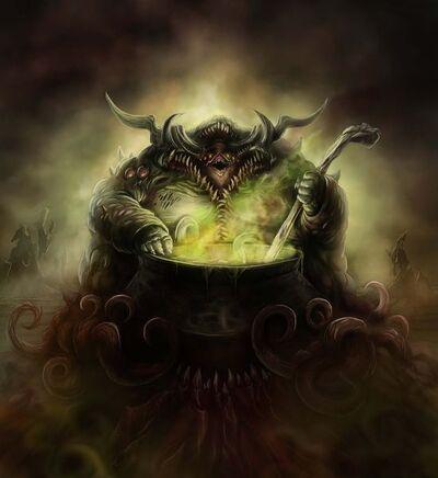 Nurgle Chaos God