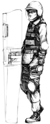 AntiSkill sketch