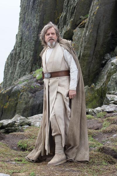 Luke Skywalker (Old)