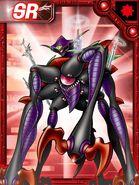Ogudomon collectors card