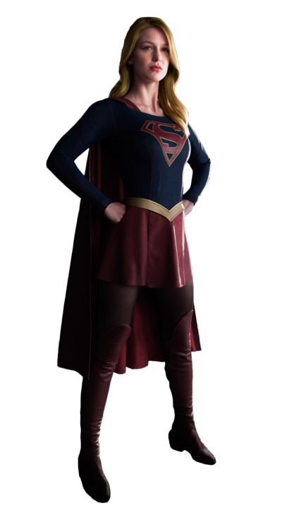 Supergirl render by maydaypayday-d8l6ou8