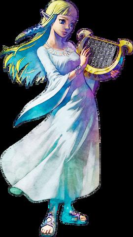 File:Princess Zelda Artwork 2 (Skyward Sword).png