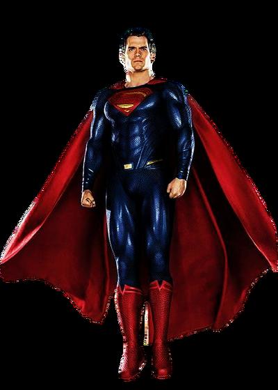 Superman Render DCEU