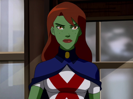 Miss Martian (Young Justice) | VS Battles Wiki | FANDOM powered by ...