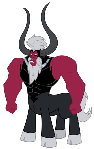 Tirek's Final Form by masemj