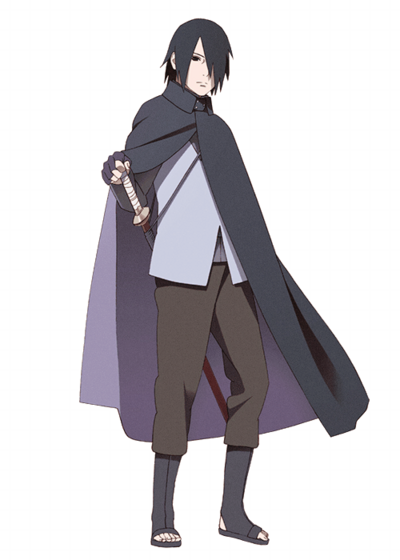 The last Sasuke-0
