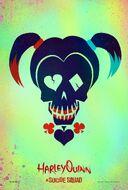 Harley Quinn Skull
