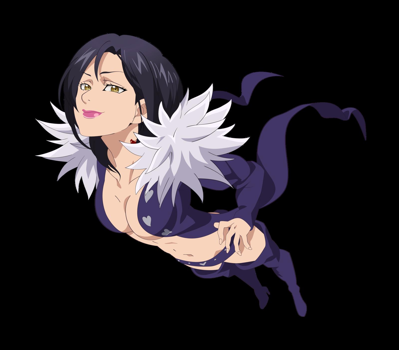 K Anime Characters Wikipedia : Merlin nanatsu no taizai vs battles wiki fandom