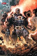 Darkseid War Darkseid