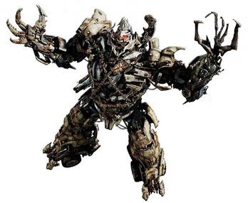 Megatron Dark of the Moon
