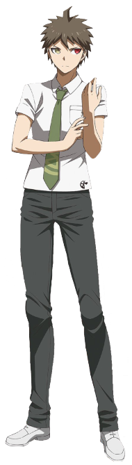 Hinata and Kamukura fusion