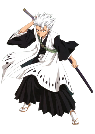 Hitsugaya Toshirou Render2