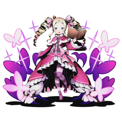 Beatrice re zero art