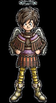 Celestrian Male Dragon Quest IX
