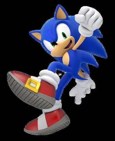 Sonic the Hedgehog art