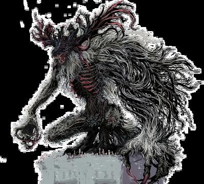 Cleric beast render