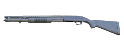 Mossberg shotgun
