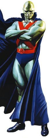 File:Martian Manhunter by Alex Ross.png