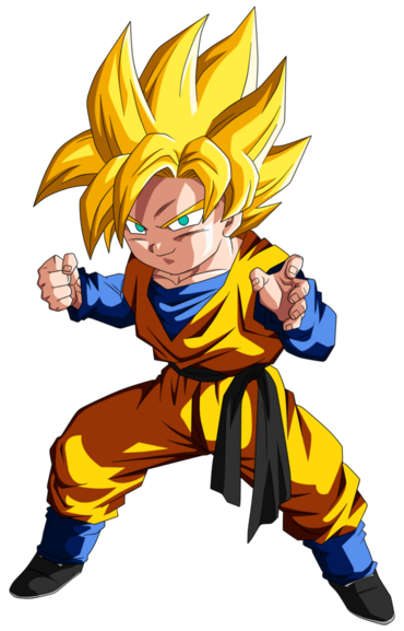 Colored 055 goten 001 by vicdbz-d4hi945