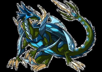 Dragon Leo
