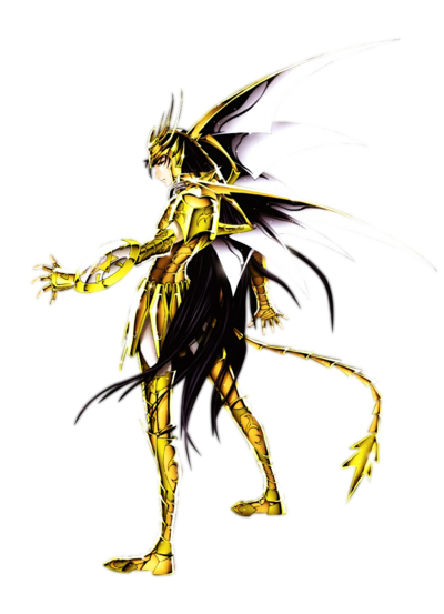 241 render sacred bronze dragon shiriu