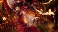 IN Stage 4 (uncanny) Boss - Reimu Hakurei's Theme - Maiden's Capriccio ~ Dream Battle