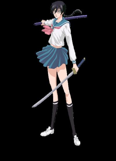 Lisa Yadomaru by nagato392 Render