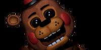 Toy Freddy (Five Nights At Freddy's)