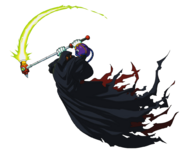 Megaman x4 reaper sigma by toastieman-da95i0t